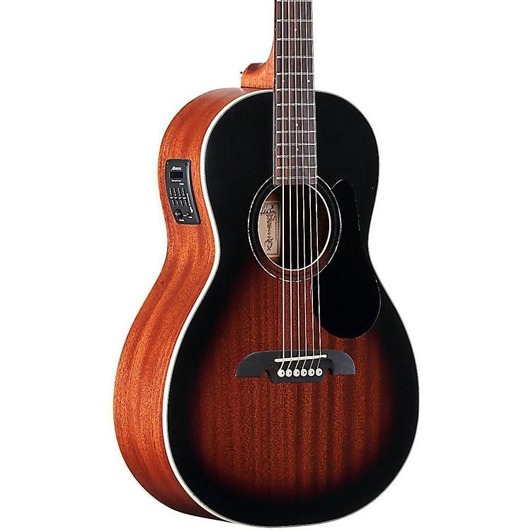 AlvarezRP266SESB Parlor Acoustic-Electric GuitarSunburst