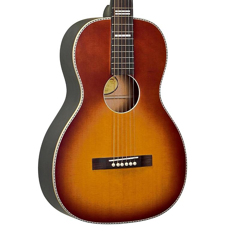 Recording KingRPS-7-FES-TS Dirty 30s Series 7 Single 0 Electric-Acoustic GuitarTobacco Sunburst