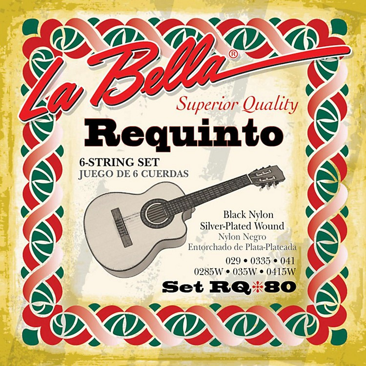 LaBellaRQ80 Requinto Strings