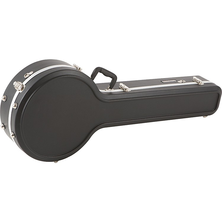 Road RunnerRRMBJO ABS Molded Banjo Case