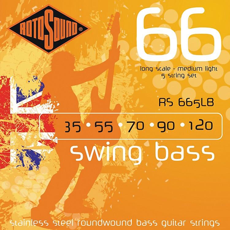 RotosoundRS665LB Bass Strings