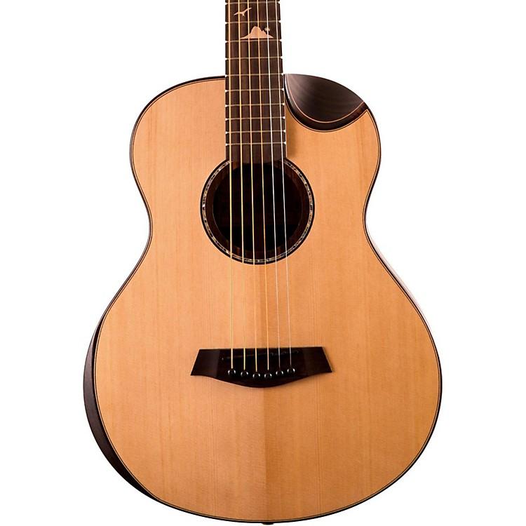 IslanderRSMG Mini Acoustic GuitarNatural