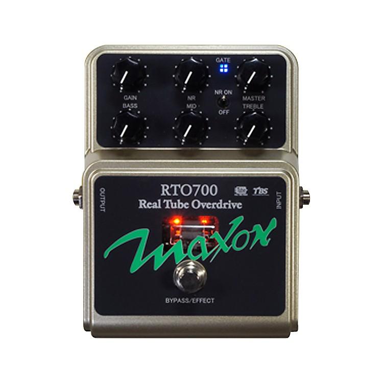 MaxonRTO700 Real Tube Overdrive Guitar Effects PedalRegular888366068816