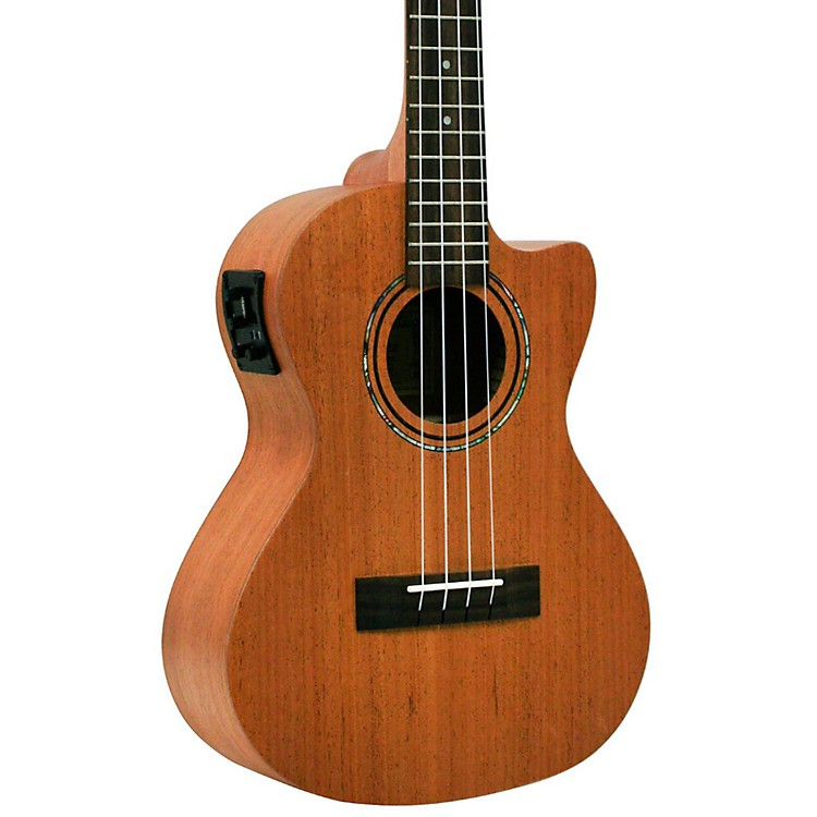 Alvarez RU22TCE Tenor Acoustic-Electric Ukulele Natural
