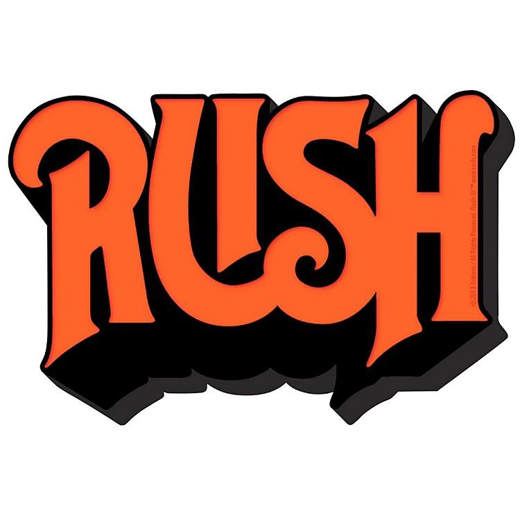 Hal LeonardRUSH Logo Chunky Magnet