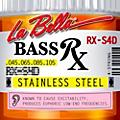 LaBella RX-S4D Rx Stainless 4-String Electric Bass Strings