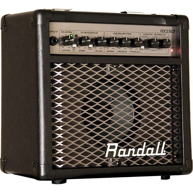 RandallRX Series RX15DM 15W 1x6.5 Guitar Combo Amp