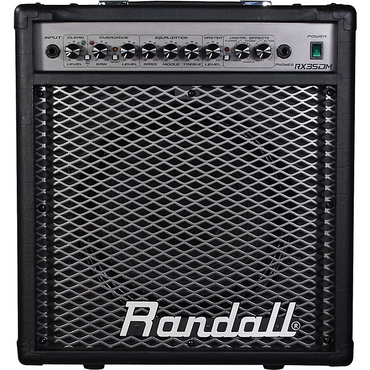 RandallRX Series RX35DM 25W 1x12 Guitar Combo Amp