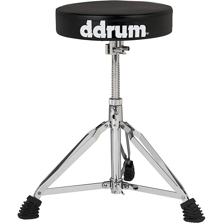 ddrumRX Series Throne with Swivel AdjustmentBlack