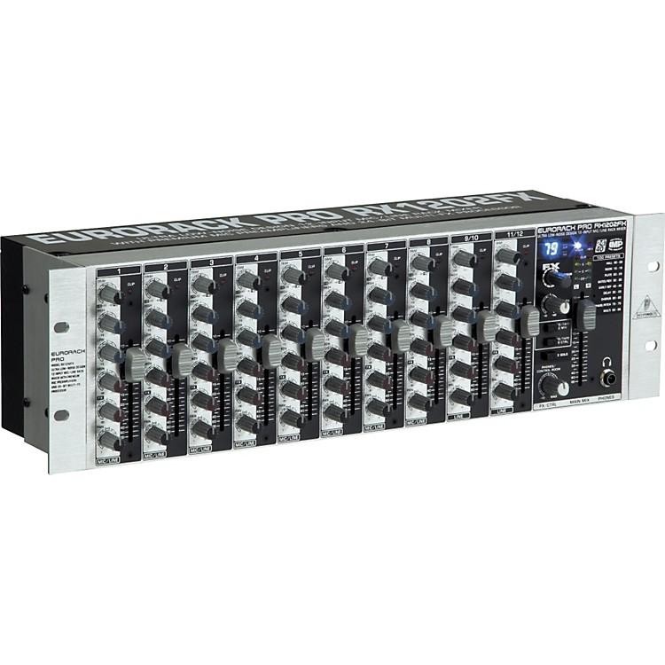 BehringerRX1202FX Eurorack Pro Rackmount 12-Input Mixer