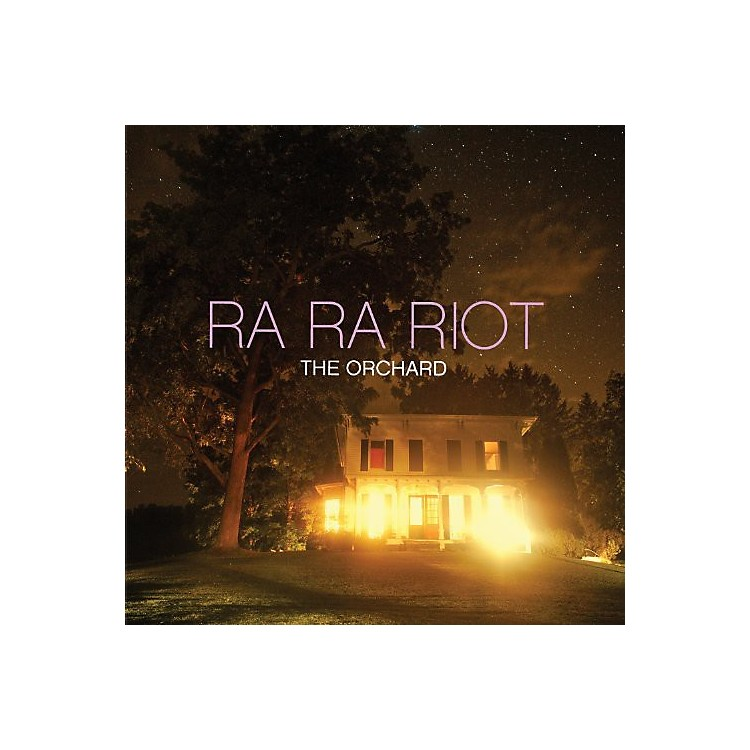 Alliance Ra Ra Riot - Orchard
