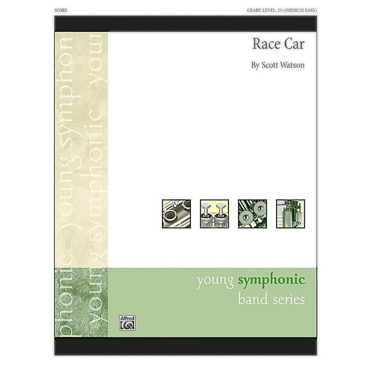AlfredRace Car - Grade 2.5 (Medium Easy)