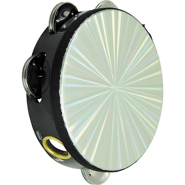 Remo Radiant Series Tambourine 8 In 8 Jingles