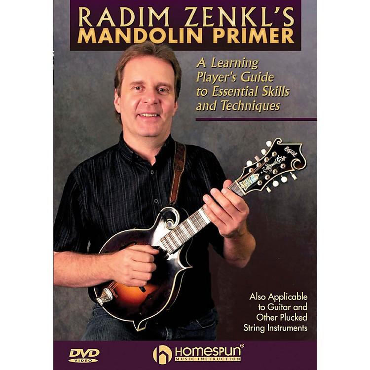 HomespunRadim Zenkl's Mandolin Primer Homespun Tapes Series DVD Performed by Radim Zenkl