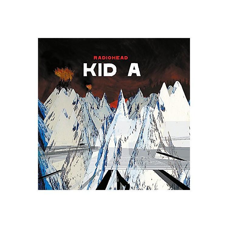 AllianceRadiohead - Kid A