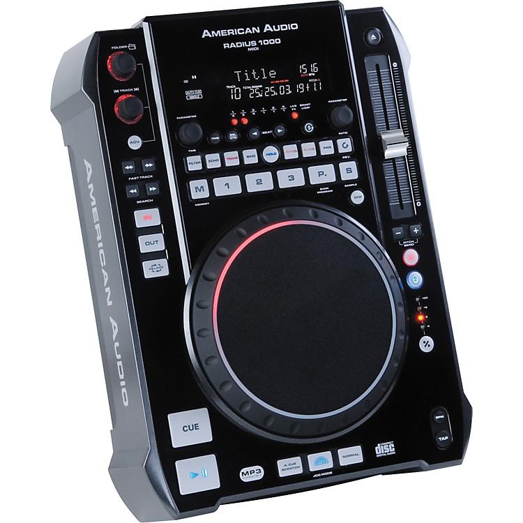 American AudioRadius 1000 CD/MP3/MIDI Controller