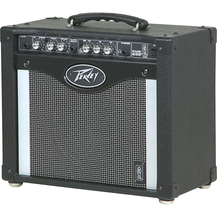 PeaveyRage 258 Guitar Amplifier with TransTube Technology