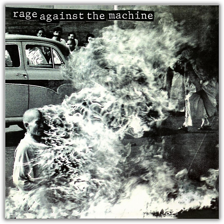 Sony Rage Against the Machine - Rage Against the Machine Vinyl LP