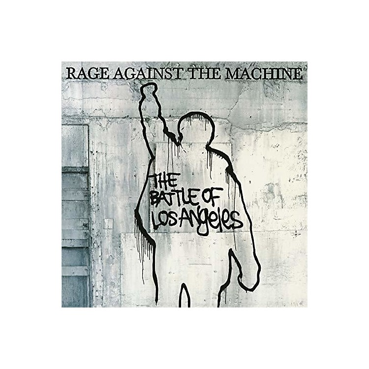 AllianceRage Against the Machine - The Battle Of Los Angeles