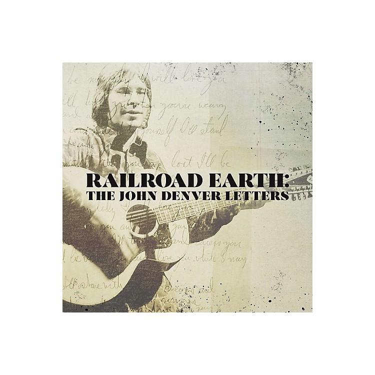 AllianceRailroad Earth - The John Denver Letters