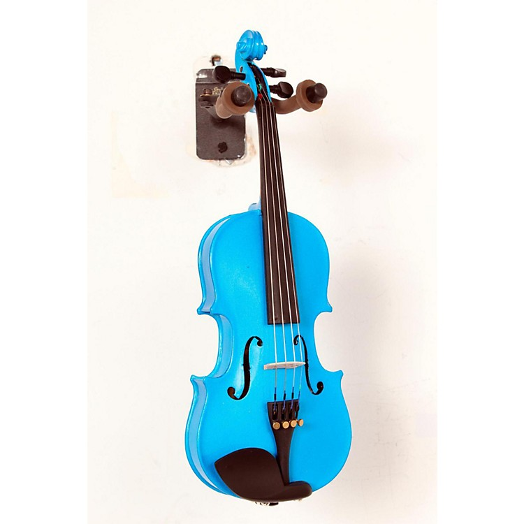 Bellafina Rainbow Series Blue Violin Outfit 1/8 Size 888365302218