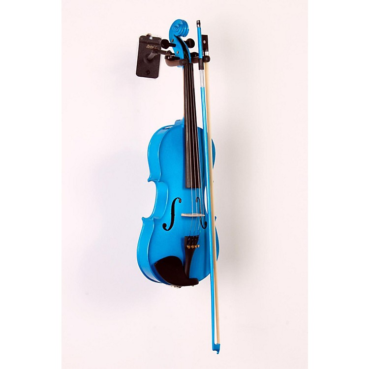 Bellafina Rainbow Series Blue Violin Outfit 4/4 Size 888365669458