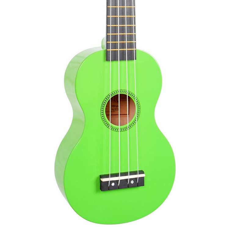 Mahalo Rainbow Series MR1 Soprano Ukulele White