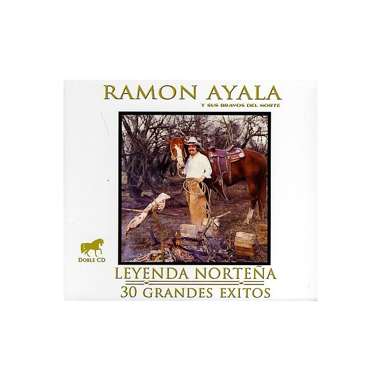 AllianceRamon Ayala - 30 Grandes Exitos (CD)
