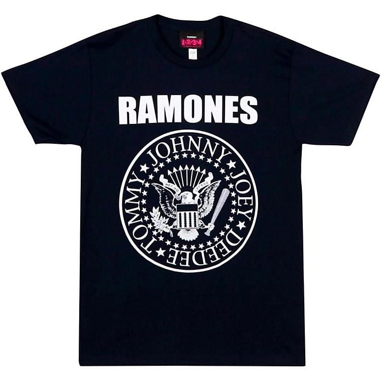 The RamonesRamones Presidential Seal Men's TeeBlackMedium
