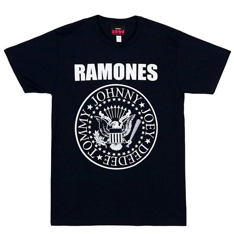 The RamonesRamones Presidential Seal Men's TeeXX LargeBlack