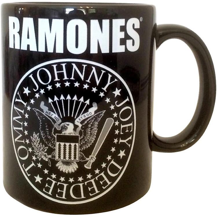 ROCK OFFRamones Presidential Seal Mug