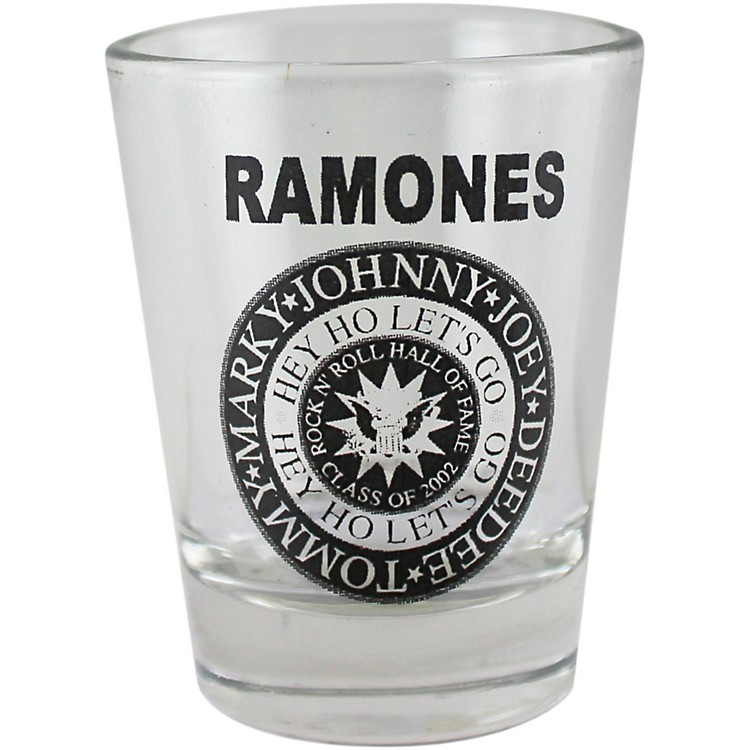 C&D VisionaryRamones Shot Glass