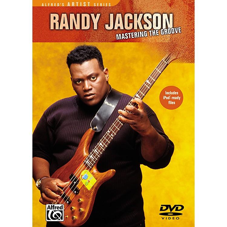 AlfredRandy Jackson Master Groove DVD