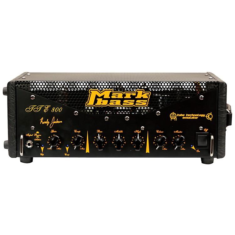 MarkbassRandy Jackson Signature TTE800 800W Bass Amp Head