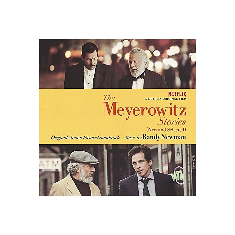 AllianceRandy Newman - Meyerowitz Stories (new & Selected) - Original Motion Picture