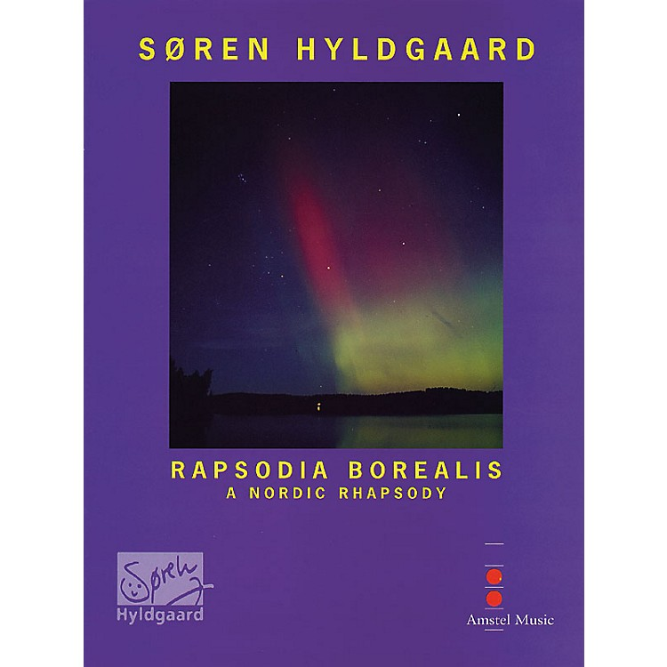 De Haske MusicRapsodia Borealis (for Trombone & Wind Orchestra) (Trombone Solo) Concert Band by Soren Hyldgaard