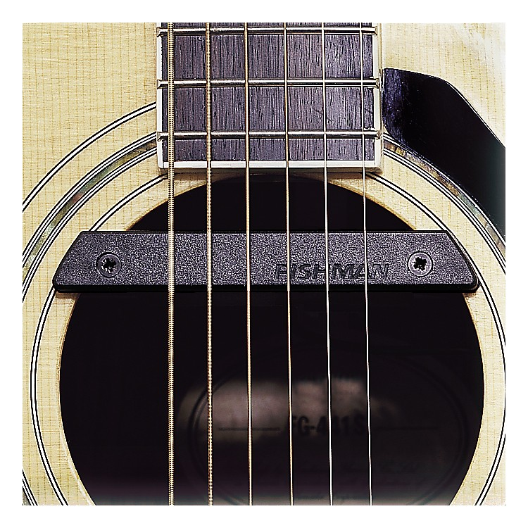 FishmanRare Earth Single-Coil Soundhole Guitar Pickup
