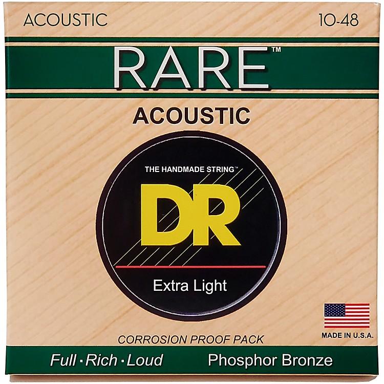 DR StringsRare Phosphor Bronze Lite Acoustic Guitar Strings
