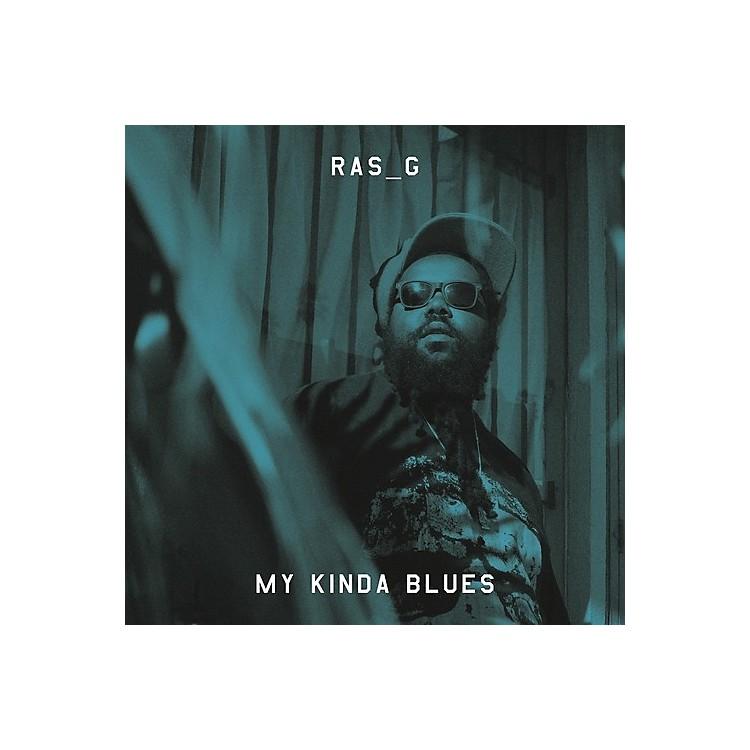 AllianceRas_G - My Kinda Blues