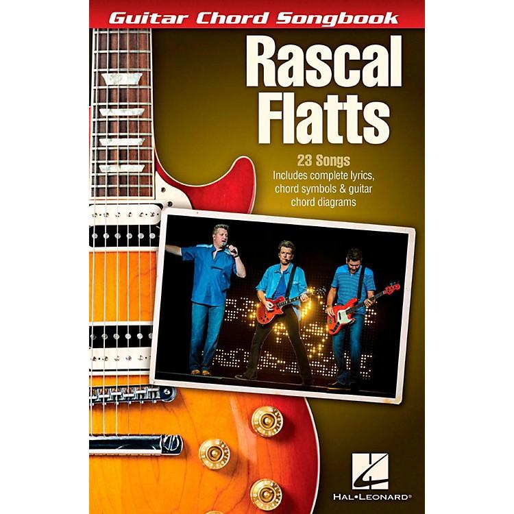Hal LeonardRascal Flatts - Guitar Chord Songbook