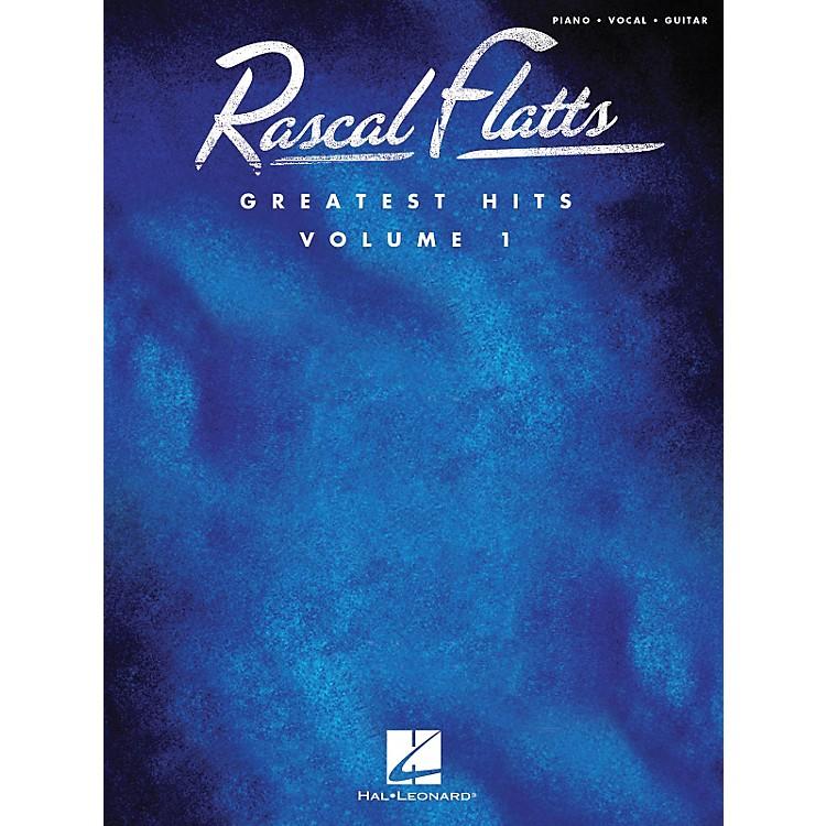 Hal LeonardRascal Flatts Greatest Hits, Volume 1 - Piano, Vocals, Guitar Songbook