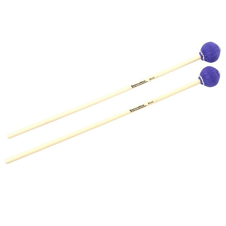 Innovative PercussionRattan Series Marimba / Vibraphone MalletsMedium-Hard