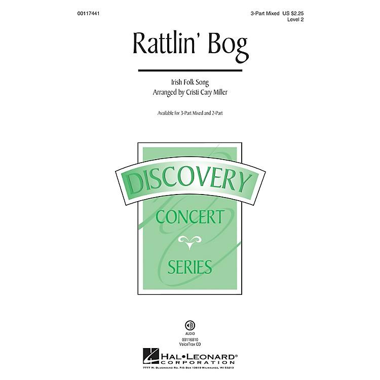 Hal LeonardRattlin' Bog (Discovery Level 2) 2-Part Arranged by Cristi Cary Miller