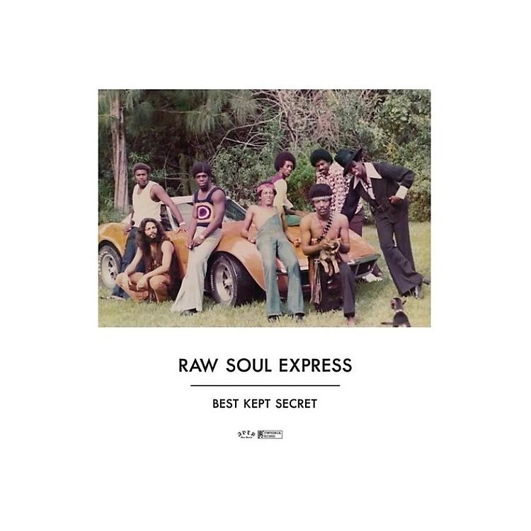 AllianceRaw Soul Express - Best Kept Secret