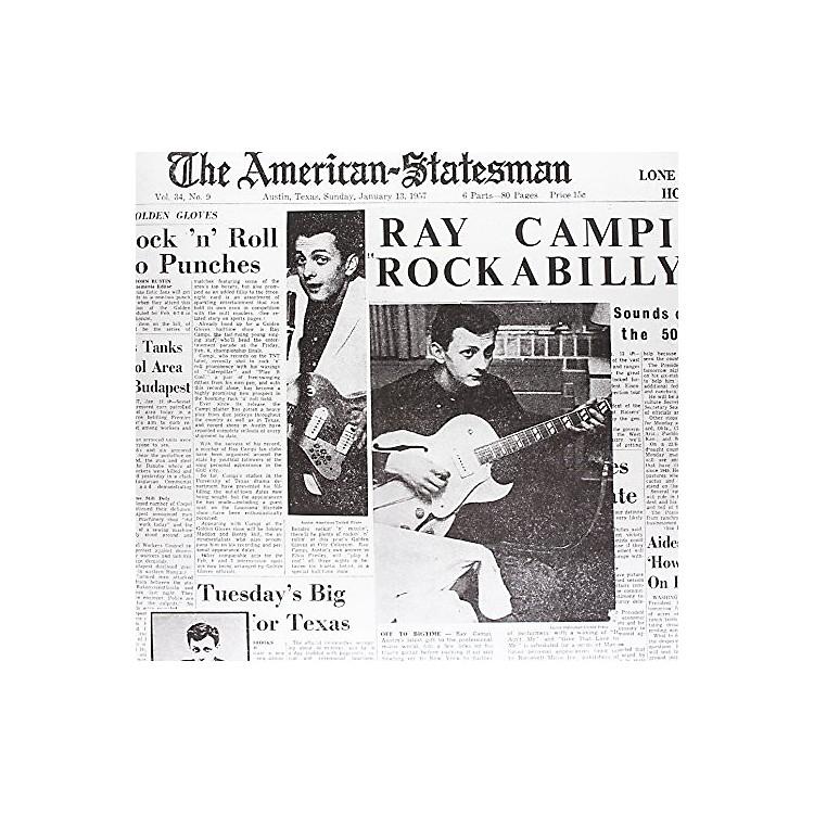 AllianceRay Campi - Rockabilly