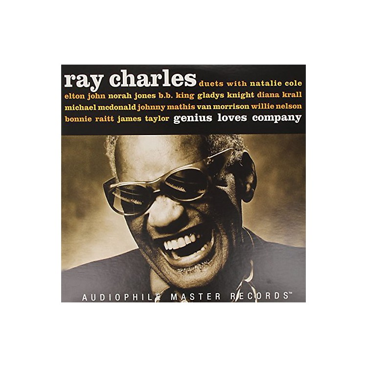 AllianceRay Charles - Genius Loves Company
