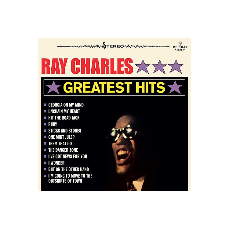 AllianceRay Charles - Greatest Hits