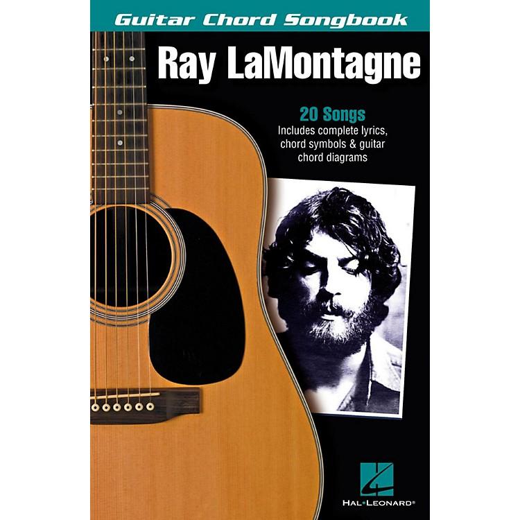 Hal LeonardRay LaMontagne - Guitar Chord Songbook