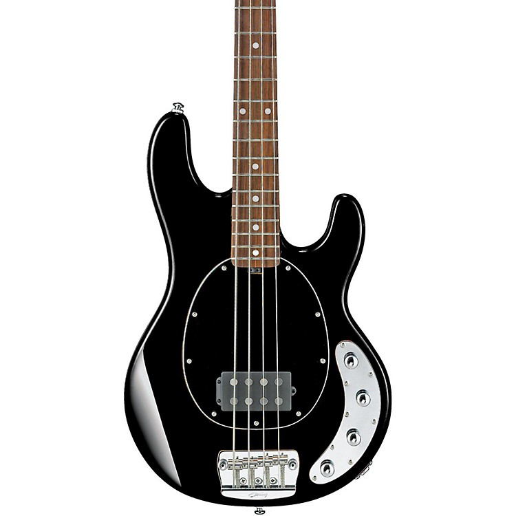 Sterling by Music Man Ray34 Electric Bass Guitar Black