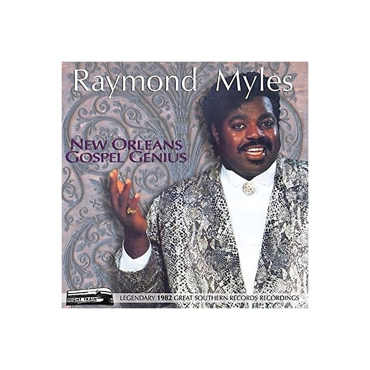Alliance Raymond Myles - New Orleans Gospel Genius